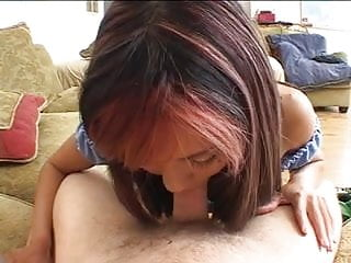 Keeani Lei Cock-Hungry Asian POV Anal