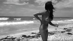 Milf nude beach before anal