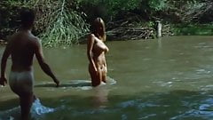 USCHI DIGARD NUDE (1970) in Getting Into Heaven