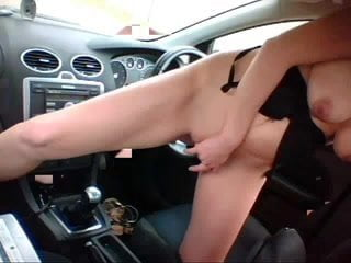 Sex with a car shifter