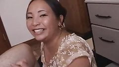 Cock hungry asian mom