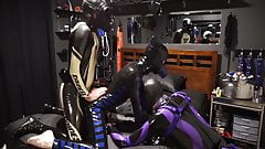 rubber puppies