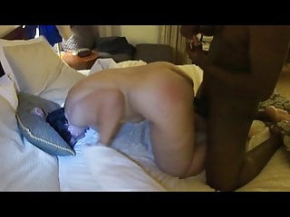 Montage DoggyStyle of BBC Loving Wife Bareback