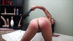 Butt fucking & ass spanking