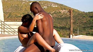 African Lovers Try New Things