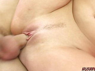 Freaky Barbie Gets Ass Stuffed And Takes Cumshot