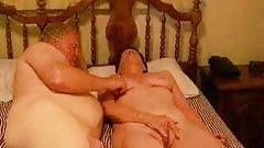 Cum on bed