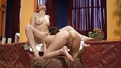 beatiful foot licking lesbians