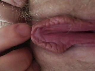 Juice pussy close up