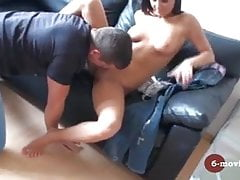 6-movies.com - Hot Brunette Girl in Hardcore Action -