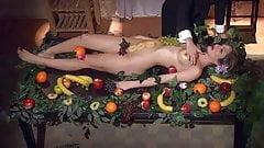 Lesbian buffet