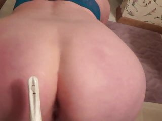 PR enema and fuck in both holes