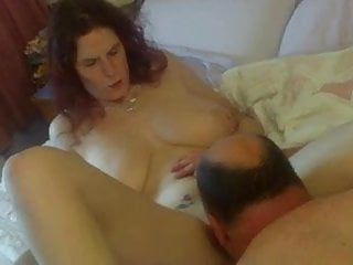 Baldy Licks Big Titted Teen