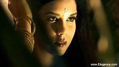 Romantic Indian Princess Dancer