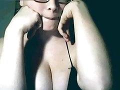 Nerdy Redhead With Amazing Tits 1