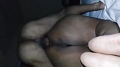Cojiendo un buen culo gordo