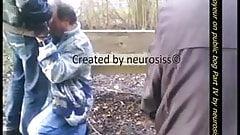 Voyeur on public bog Part IV by neurosiss