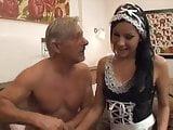 Abbie Cat anal maid