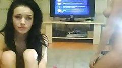 Two Sluts on a Webcam