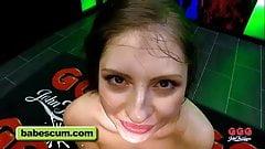 Rebecca volpetti anal y bukkake adolescente - babescum.com
