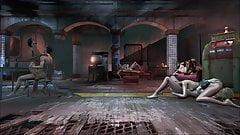 Fallout 4 Third Rail Orgy