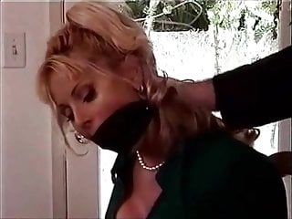 Stacy Burke Learns The Ropes