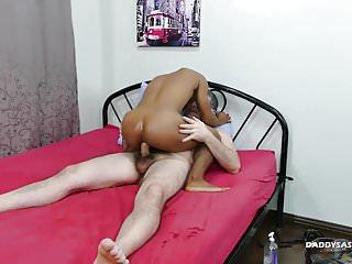 Preview 5 of Daddy Fucks Asian Boy Rizal Bareback