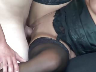 Sexy SusiGerman Mommy Big Tits Secretary Anal Stockings