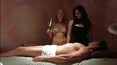 The Witches of Sappho Salon (2003)  - Castration