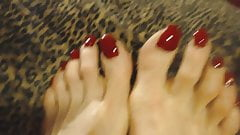 My perfect feet