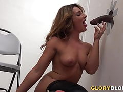 Savannah Fox Black Cock Anal - Glory Hole