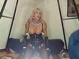 Bobbie enjoying her dildos 3