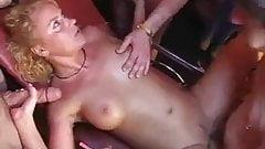 Dutch Nicole gangbang (2)