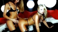 Silvia Saint and Jenifer Stone