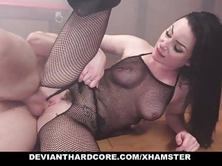 DeviantHardcore - Sub Teen Dominated by Hard Cock