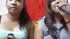 Sexy girls doing selfies 60.mp40