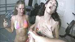 Bikini Tag-Team