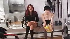 Miss LeMonde and Mistress Sade