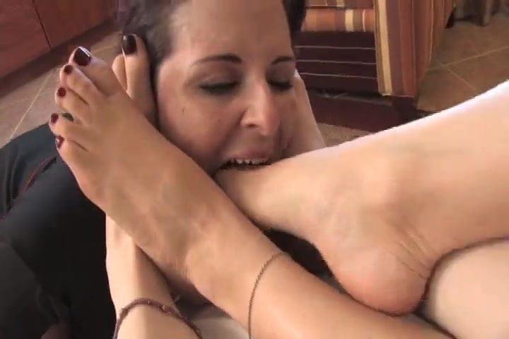 slaves stories foot Lesbian
