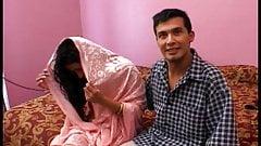 Hot indian babe gang-banged
