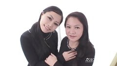 Yui Yabuki and Chiharu Yabuki :: mother and daughter 1