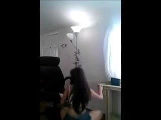 Teen girls hot ass dance