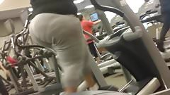 More of that Super huge Colossal workout ass ($ideview)