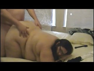 Preview 5 of My Horny Fat BBW Ex Girlfriend with glasses riding Cock