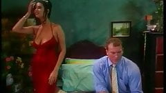 Busty Tera Patrick seduces business man in hotel room and gets fucked on bed