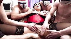 x-mas gangbang - nordic porn - suomiporno