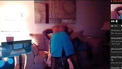 Ebony Couple Fucks On Ps4