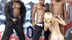 Leg Shaking Orgasm With BBC Sl