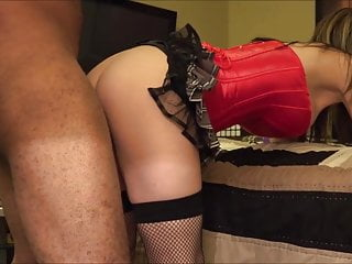 sexy wife take it from behind