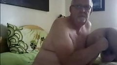 Young boy and old mature grandpa fucking with each other